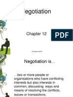 How To Negotiation