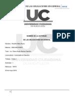 OBLIG-UCNL-ROMA- TAREA 2.2.2-OBLIGACIONES