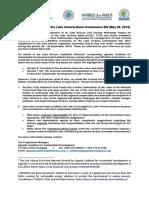 Civil Society Views on the Lake Victoria Basin Commission Bill