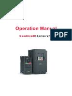 Goodrive20 Series VFD_V1.2
