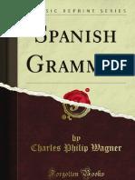 Spanish Grammar - 9781440085901