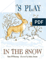 Let's Play in the Snow_ A Guess How Much I Love You Storybook by McBratney Sam