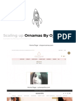 Ornamas By Ojasvita