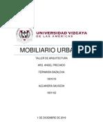 MOBILIARIO URBANO FINAL