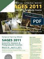 SAGES 2011 Exhibitor Prospectus