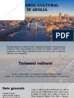 Turismul cultural in Anglia
