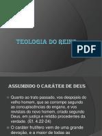 TEOLOGIA DO REINO