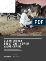 Clean Energy Solutions - Dairy Value Chains.pdf