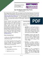 Technical Guidance Document HW16