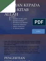 BERIMAN KEPADA KITAB-KITAB ALLAH.pptx