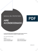 manual aire LG