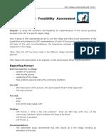 4 Community Feasibility Assessment