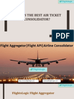 What is the best air ticket consolidatoe.pptx