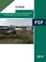 INNÓVATE PERÚ - Informe Final - Aprovechamiento de los residuos de caña de azúcar en empresas agroindustriales de la ciudad de Trujillo para la obtención de gas combustible ecológico y de biofertilizante. Código PITEI-5-P-127-03216