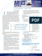 Marketing Update Sales Newsletter JAN2020