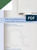 CrypToolScript-en | Public Key Cryptography | Cryptography