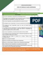 Check List Bodega Gases Comprimidos MPM.xlsx