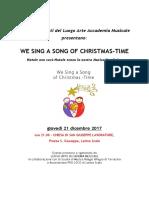 Natale programma