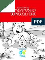 Suinocultura, gestão das aguas