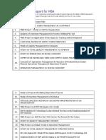 Big Data Project Report