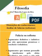 1ano-filosofia-distorçoesdoconhecimento.ppt