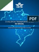 IATA_O VALOR DO TRANSPORTE AÉREO NO BRASIL_Maio2019