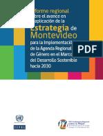 Anvances Sobre Estrategia de Montevideo CEPAL