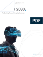 Canada 2030  The Defining Forces Disrupting Business