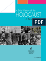 Brief History Holocaust
