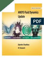 94034520 ANSYS 14 0 Fluid Dynamics Update Dipankar Choudhury