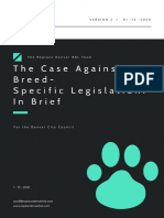 Replace Denver BSL Briefing Book
