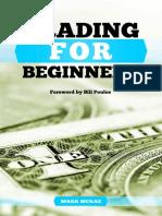 Mark McRae - Trading For Beginners.pdf