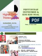 Penyusunan Instrumen & Kisi-Kisi Soal HOTS.pptx