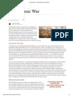 Third Punic War - Ancient History Encyclopedia