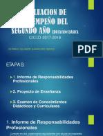 EVALUACION DE DESEMPEÑO DEL SEGUNDO AÑO EDUCACIÓN BÁSICA -PDF