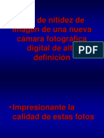 Cámara Digital HD