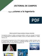 TEORIA VECTORIAL DE CAMPOS  Aplicación a la Ingeniería
