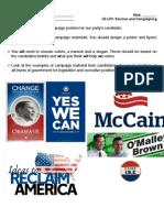 U3LP3Campaign Posters