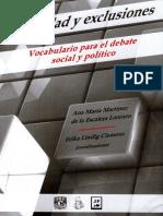 Alteridad y exclusiones. Vocabulario para el debate social y político.pdf
