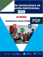 OFIMATICA-INTERMEDIO-2019-III
