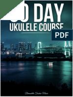 Ukulele course