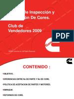 Administracion Core-club vendedores 2009