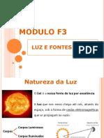 Apresentação Módulo F3