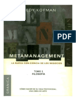 Metamanagement