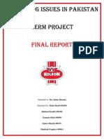 kolson report