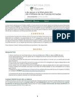 BECA_ELISA_ACUÑA_2020_CONVOCATORIA_MANUTENCION_FUERZAS_ARMADAS