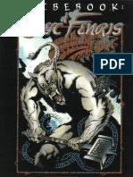 Werewolf - Tribebook - Get of Fenris (Revised)