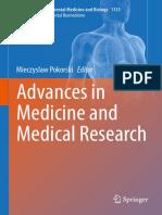 (Advances in Experimental Medicine and Biology 1133) Mieczyslaw Pokorski - Advances in Medicine and Medical Research-Springer International Publishing (2019).pdf