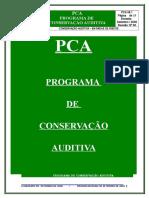 PCA - Programa de Conservação Auditiva modelo (1)