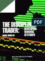 The Disciplinated Trader